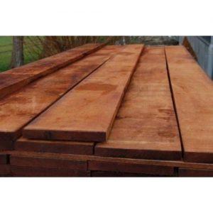 Hardhouten plank AVE 20 x 200 mm