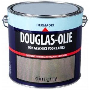 Hermadix Douglas-olie Dim grey 2,5L