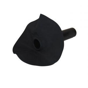 Tytane  EPDM hemelwaterafvoer  90° 125mm