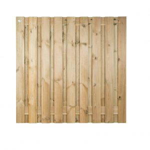 Grenen Tuinscherm / Schuttingdeel 17 planken