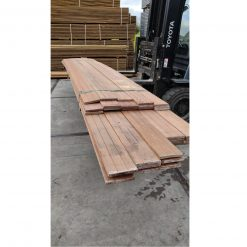 Schuttingplanken Hardhout 16 x 140 mm SALE