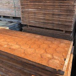 Lariks steenschot 60 x 140 x 4 cm